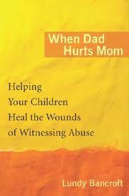 When dad hurts mum